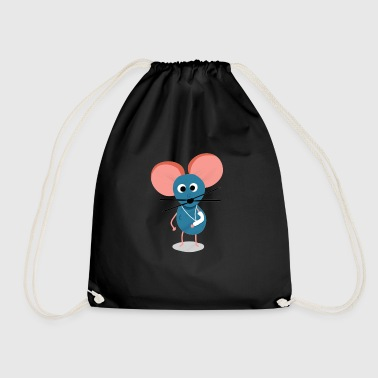 mouse - Drawstring Bag