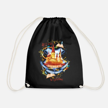 Christmas Harry Potter X-Mas Hogwarts - Gymnastiktaske