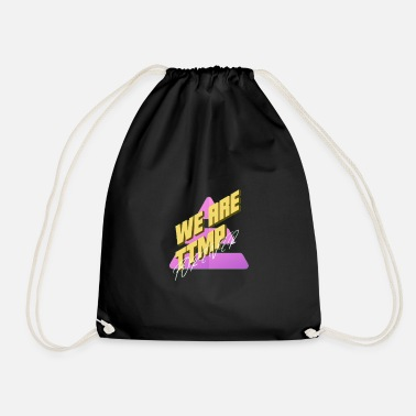 We Are Boston WE ARE TTMP - Drawstring Bag