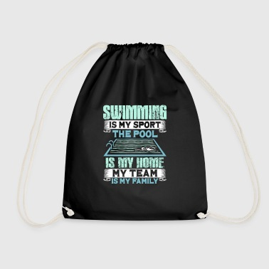 swim - Drawstring Bag