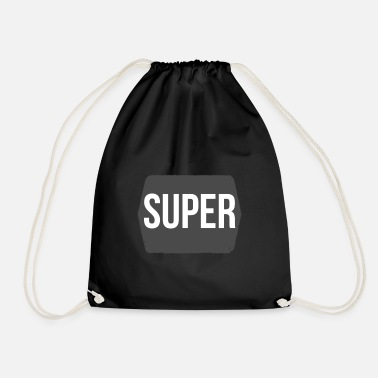 Super Super - Drawstring Bag