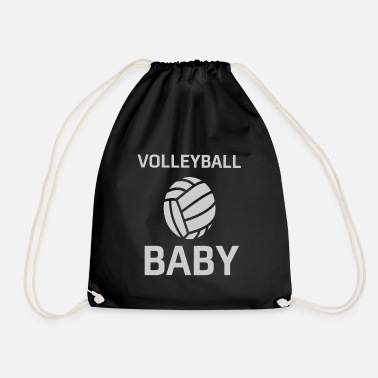 Beachvolleyball Volleyball Sport Giochi con la palla Baby Beachvolleyball - Sacca sportiva