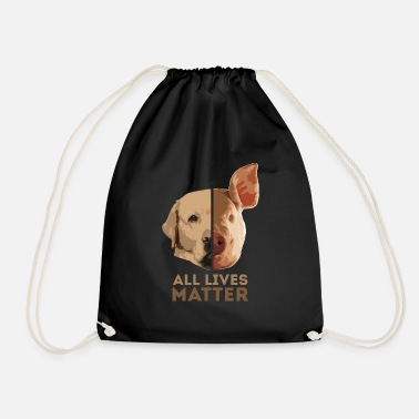 Animal Welfare animal welfare - Drawstring Bag