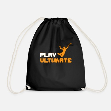 Ultimate Frisbee Ultimate Frisbee - Drawstring Bag