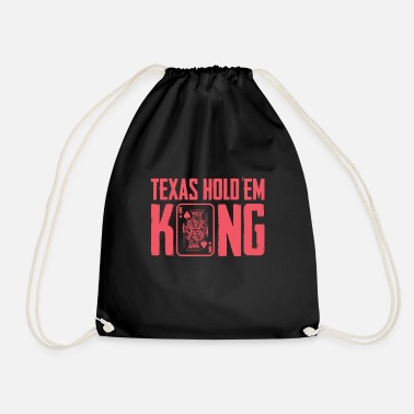 Texas Holdem Texas hold em king - Turnbeutel