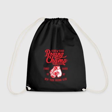 Champ Boxing Champ - Drawstring Bag
