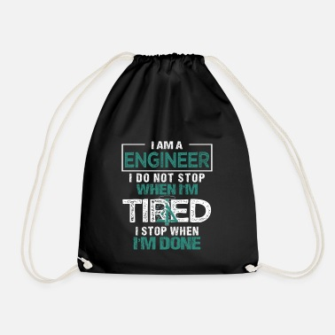 Engineer Engineer or engineer - Drawstring Bag