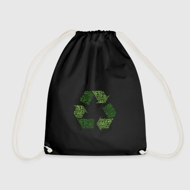 Recycle recycling - Gymtas