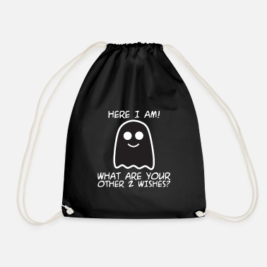 Wish Wishes wishes - Drawstring Bag