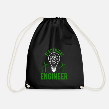 Electrical Engineering Electrical engineer - Drawstring Bag