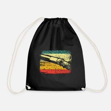 Cigarette Cigarette - Drawstring Bag