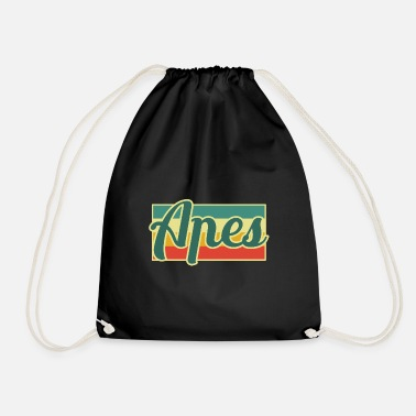 Ape ape - Drawstring Bag