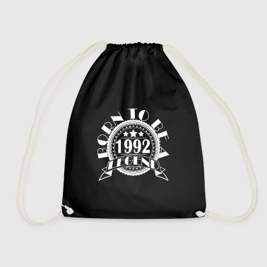 1992 year of birth year of birth - Drawstring Bag