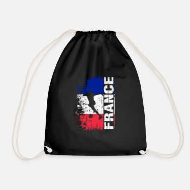 Équipe Nationale Équipe nationale de France de football - Cadeau - Sac à dos cordon