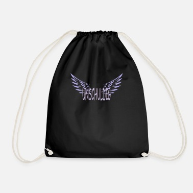 Innocence Innocent - Drawstring Bag