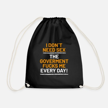 Government The government - Drawstring Bag