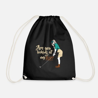 Putter putter - Drawstring Bag