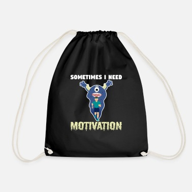 Motivation motivation - Gymnastiktaske