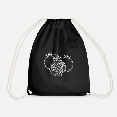 Fruit Pomegranate Fruit Fruit Fruit - Drawstring Bag