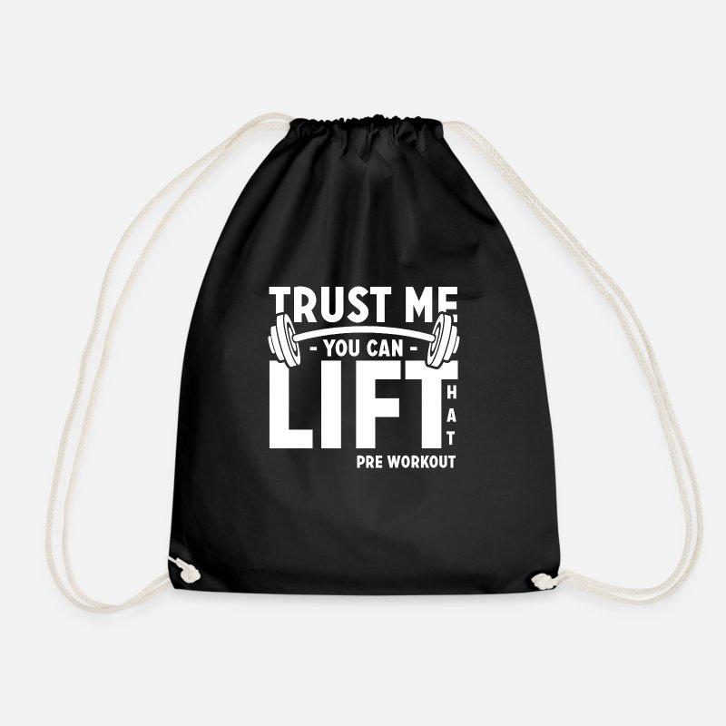 Entrenamiento Bolsas y mochilas - entrenamiento - Mochila saco negro 590113654453d