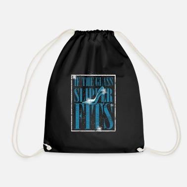 Fairy Tale Figure fairy tale - Drawstring Bag