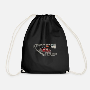 Motor Sport Motor race - Drawstring Bag