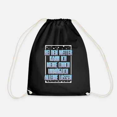 Weather In the weather - Drawstring Bag