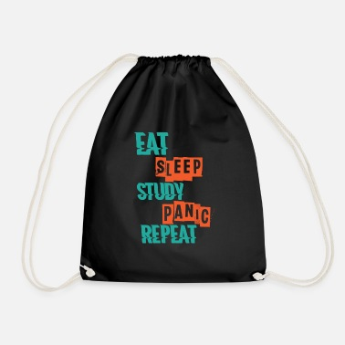 Exam exams - Drawstring Bag