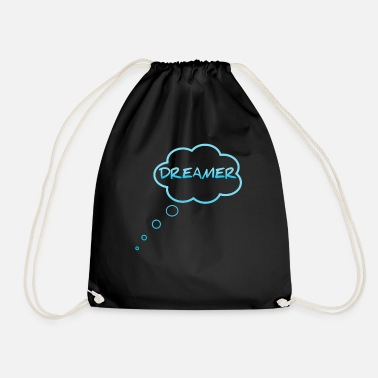 Bed With Satisfaction Dreamer Cloud Sleep Hope Confidence Shirt - Drawstring Bag