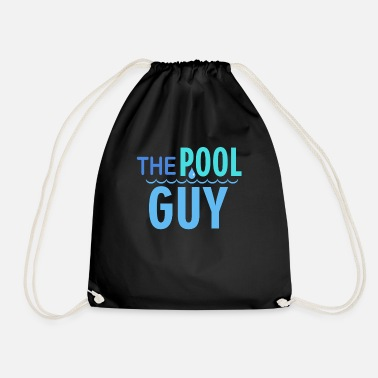 Pool Le Pool Guy - Sac de sport léger
