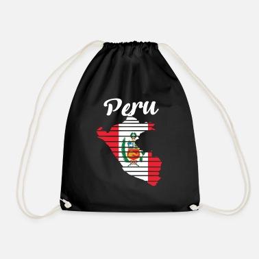 4ea127fd amp; amp; Vesker på Peru Bestill nett Spreadshirt Spreadshirt ryggsekker  qpBExfwxv