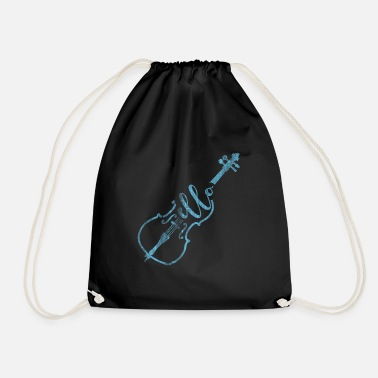 Composer Cello composer - Drawstring Bag