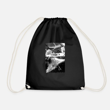 World War War of The Worlds - Drawstring Bag