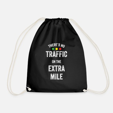 Traffic No traffic - Drawstring Bag