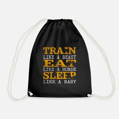Motto Gym Motto - Drawstring Bag