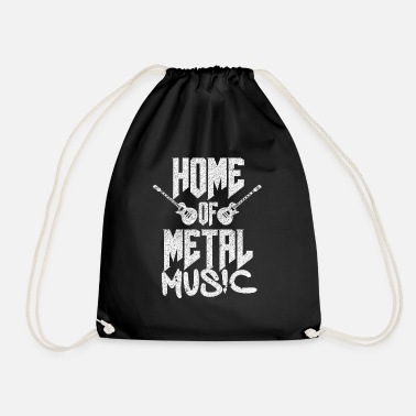 Metal Music Metal music - Drawstring Bag