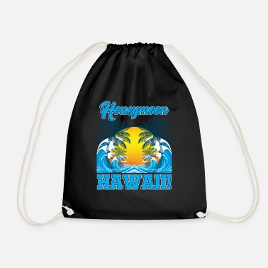 Honeymoon Honeymoon - Honeymoon - Honeymoon Tshirt - Drawstring Bag