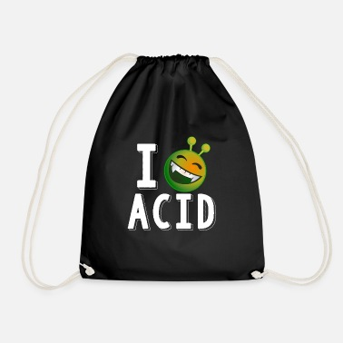 Lsd I love LSD - Drawstring Bag