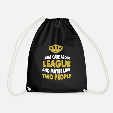 League League - Drawstring Bag