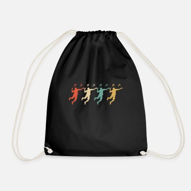 Badminton badminton racket badminton - Drawstring Bag