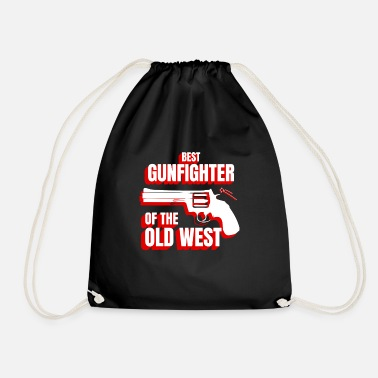 Revolution Wild West Collection Bedste Gunfighter af Old West - Sportstaske