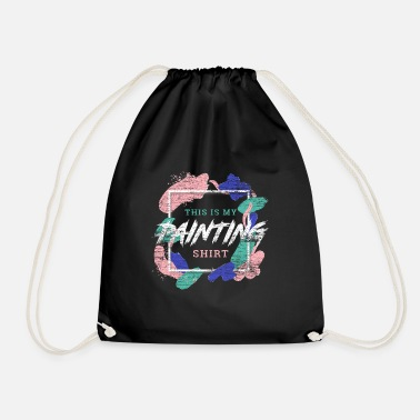 Tool painter - Drawstring Bag