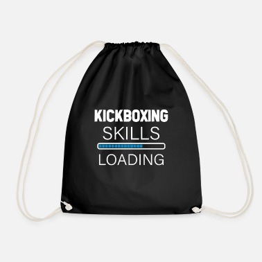 Kick Kickboxing skills - Drawstring Bag