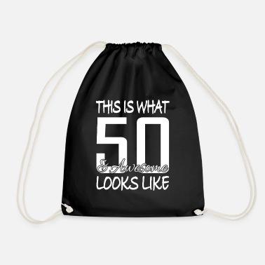 Sacs et sacs à dos Anniversaire 50 Ans à commander en ligne