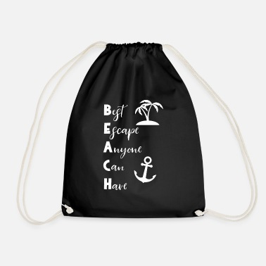 Cruise Cruise - Cruise - Cruise - Beach - Drawstring Bag