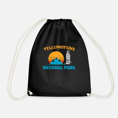 Nationaal Park Yellowstone National Park - Gymtas