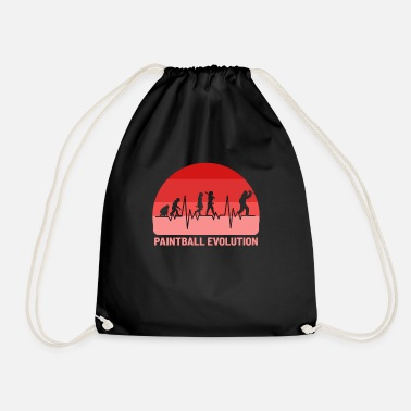 Luftgevær Paintball spil Paintball Player Evolution - Gymnastiktaske
