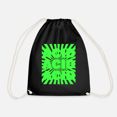 Acid Folk acid acid acid2 - Drawstring Bag
