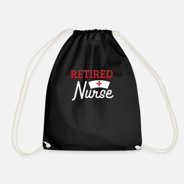 Nurse Nurse nurse - Drawstring Bag