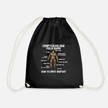 Jager Spot Bigfoot Explorer en Bigfoot Hunter-cadeau - Gymtas